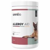 Animigo Allergiehilfe für Hunde | Für Allergien bei Hunden | Zur Immunsystemunterstützung | Allergie Hund | Reich an Omega 3 Fettsäuren | 60 Weiche Kausnacks - 1