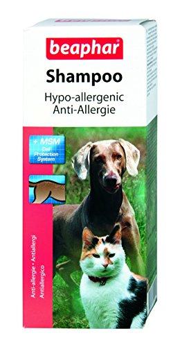 Beaphar Anti-Allergie Shampoo mit MSM für Hunde und Katzen, 200 ml - 1