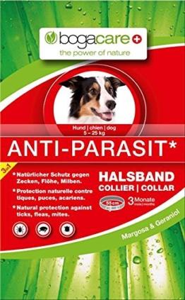 BOGACARE ANTI-PARASIT Halsband Hund klein 1 St - 1