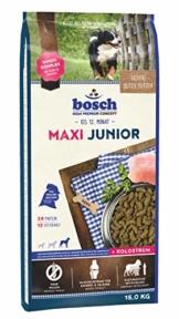 bosch HPC Maxi Junior | Hundetrockenfutter zur Aufzucht großer Rassen (ab 25 kg Endgewicht), 1 x 15 kg - 1