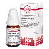 DHU Hepar sulfuris D12, 10 g Globuli - 1