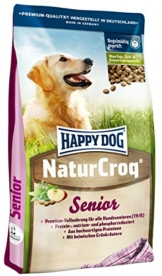 Happy Dog Hundefutter 2565 NaturCroq Senior 15 kg - 1