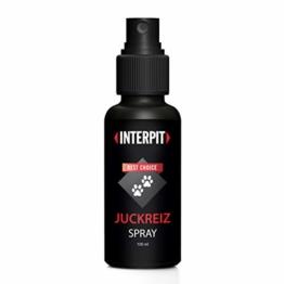 Interpit Juckreiz Spray | HOCHWIRKSAM | Naturprodukt für Haustiere | Pflegt Haut & Fell bei Juckreiz durch Läuse, Flöhe oder Milben | Grasmilben | Katze & Hund | 100 ML - 1
