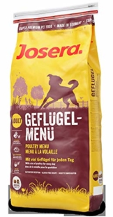 Josera Adult Geflügel-Menü 15 kg - 1