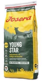 Josera Young Star im 900 g Paket - 1
