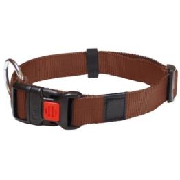Karlie Art Sportiv Plus Halsband Verstellbar - 25 mm 45-65 cm, braun - 1