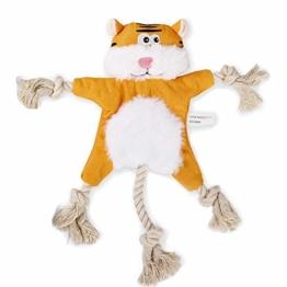 Toozey Spielzeug für Hund - lustiger Crinkle-Papier Krachmacher Hundspielzeug - 1